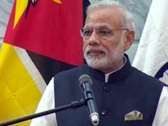 Africa Shaped Indian Diaspora's Identity: PM Modi In Mozambique