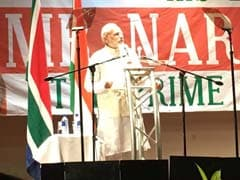 Benefits Of India's Economic Progress Available For Africa: PM Modi