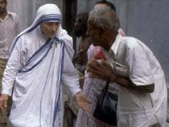 Preparations For Mother Teresa's Canonisation Tomorrow