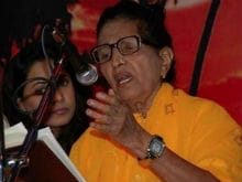 Singer Mubarak Begum Shaikh Died Virtually Unsung
