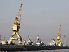 2 Navy Patrol Boats Sink At Mumbai's Naval Docks After Fire