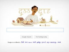 Google Pays Tribute To Famous Indian Writer Premchand With A Doodle