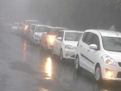 Rain Brings Mussoorie To A Dripping Halt