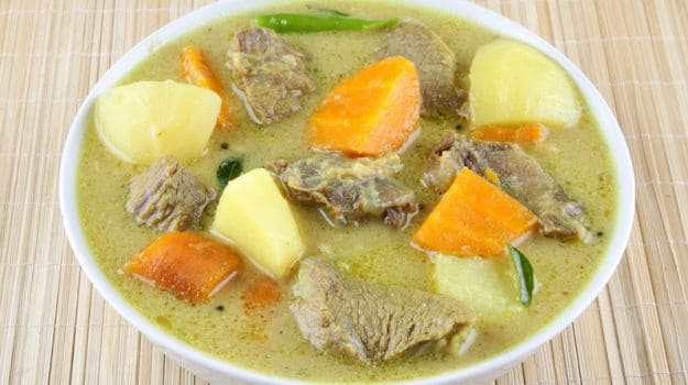 10 Best South Indian Dinner Recipes-mutton stew