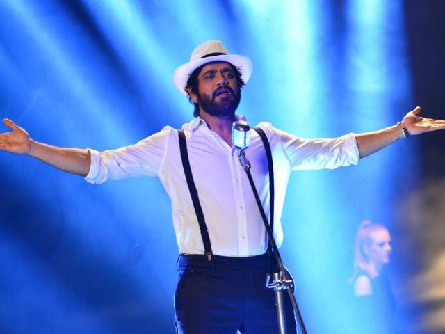 Nagarjuna Turns Singer For Telugu Film Nirmala Convent