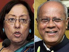 Over-75 Minister Najma Heptulla Resigns, Minister Who Bought Time Goes Too