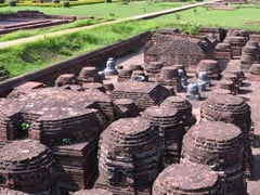 Ancient Nalanda University Declared World Heritage Site By UNESCO