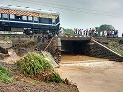 Train Derailed, Cars Washed Away As Flash Floods Strike Parts Of Maharashtra