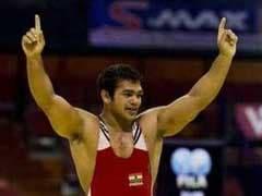 Wrestler Narsingh Yadav's Failing Dope Test Raised In Rajya Sabha