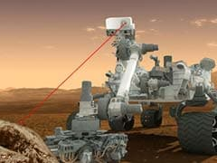 Mars Rover Curiosity Can Now Fire Its Rock-Zapping Laser On Its Own