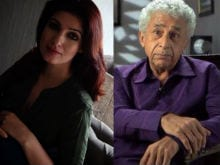 Twinkle Hits Out at Naseeruddin Shah For His Comment on Rajesh Khanna