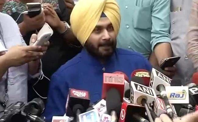 Vajpayee Called Me, Modi Wave Sank Me, Says Navjot Sidhu