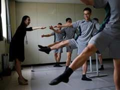 At Heavily Fortified Demilitarised Zone, South Korean Troops Swap Boots For Ballet Shoes