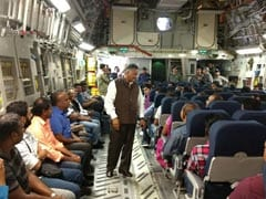 Op Sankat Mochan: 149 Indians Evacuated From War-Torn South Sudan