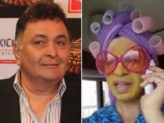 Have You Met Pammi Aunty? Rishi Kapoor Has And Is Still ROFL