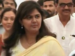 Pankaja Munde Using Delhi SUV In Mumbai Without Paying Tax, Says AAP
