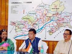 Arunachal Pradesh Chief Minister Reviews Flood Situation, May Make Aerial Survey