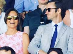 Britain's Prince William's Sister-In-Law Pippa Middleton Engaged