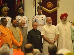 72 Crorepatis In PM Narendra Modi's Rejigged Council Of 78 Ministers