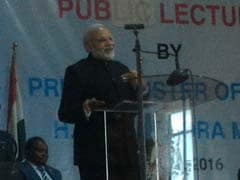 We Must Condemn All Those Sheltering Terrorists, Says PM Modi In Kenya