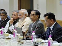 At NITI Aayog Meet, PM Modi Pitches Vision Of 'New India': 10 Updates