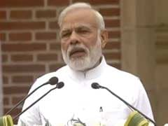 Narendra Modi First PM To Be Absent During A Constitutional Amendment: Congress