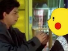 Shah Rukh Khan Found a Viral Pokemon Meme, Starring Himself