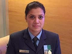 Officer Pooja Thakur, Who Led Guard of Honour For Obama, Sues Indian Air Force