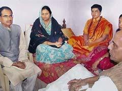 Digvijaya Sticks To Claim On Rajnath Meeting Pragya Thakur, Tweets Photo