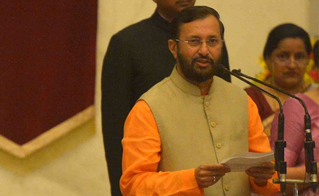 Prakash Javadekar For Giving IITs, IIMs Accreditation Body Status