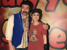 Preity Zinta is Happy to Work With Sunny Deol in Bhaiyyaji Superhitt