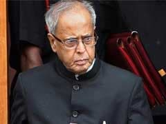 President Pranab Mukherjee Winds Up Tamil Nadu Visit