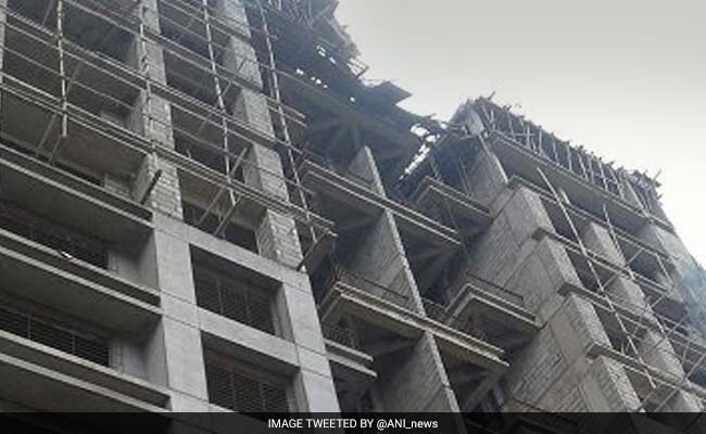 8 Feared Dead After 13-Storey Building Collapses In Pune