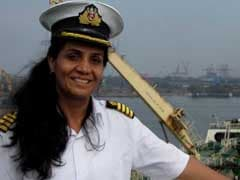 Indian Captain Radhika Menon Is First Woman To Get Bravery At Sea Award