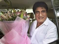 Raj Babbar Appointed Uttar Pradesh Congress Chief