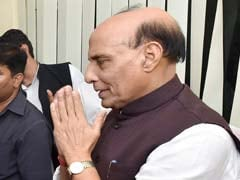 Rajnath Singh Begins Kashmir Visit, Curfew Lifted In Parts Of Valley