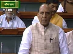 Pakistan Trying To Destabilise India: Rajnath Singh On Kashmir Crisis