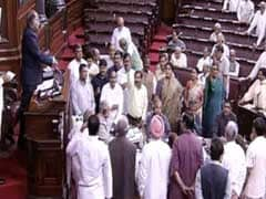 Unemployment Issue Disrupts Rajya Sabha