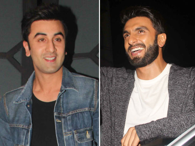 Watch: Ranveer And Ranbir Are Killing it With Their Dance Moves