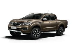 Renault Reveals its New Pick-up Truck