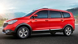 Renault Lodgy World Edition Launched at Rs. 9.74 Lakh