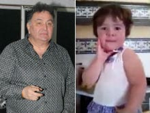 Rishi Kapoor Tweeted Video Starring Tiny Drama Queen. You Should Watch