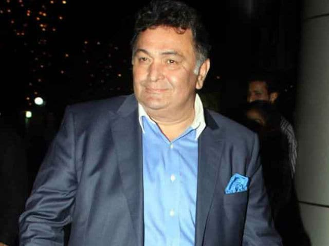 Rishi Kapoor's Very Busy Twitter Day. Here's Cheat Code to His New Quiz