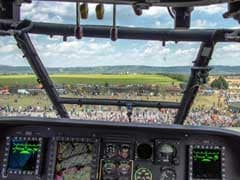 Some 100 Aircraft From 9 Countries Stage Airshow In Romania