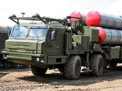 Russia Nears Deal To Sell Air-Defence System To Turkey