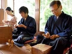 Japan Maker Of Bamboo Whisks Eyes Brexit Risks