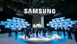Samsung Electronics Tips 'Solid' Second-Quarter Profit On Components Pickup