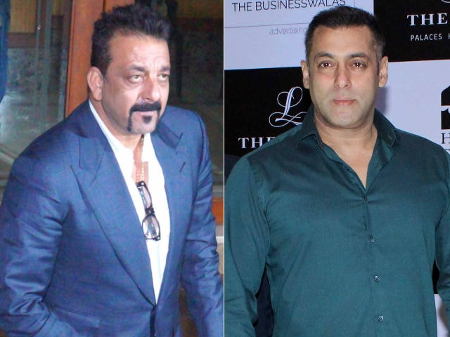 'Salman Khan Is My Brother,' Says Sanjay Dutt