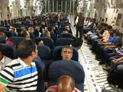 वीके सिंह ने ट्वीट किया 'ऑपरेशन संकट मोचन' का जोश से भरा वीडियो