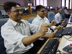 Sensex Rises 109 Points, Led By Gains In Banking Shares
